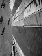 Тени. Барселона, ок. 1950