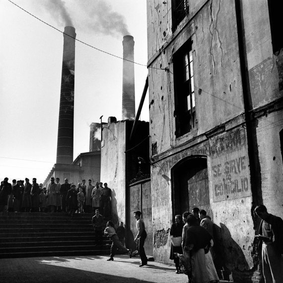 Барслеона, ок. 1950