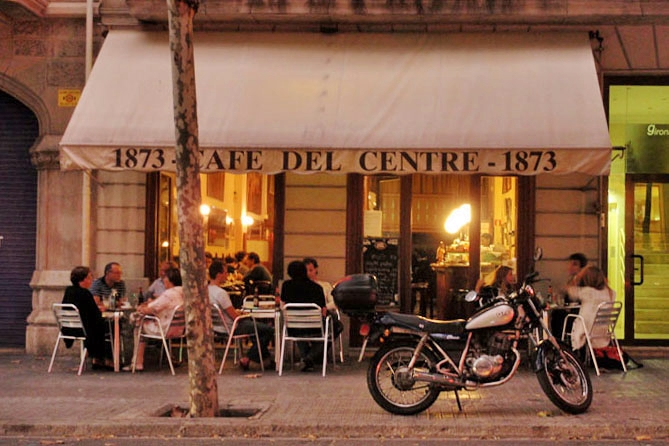 Кафе-бар © Café del Centre