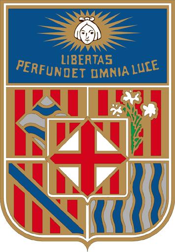 Герб Барселонского университета